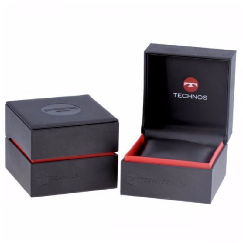 Relógio Technos Unissex Cerâmica Safira 40mm 2015BV/4B