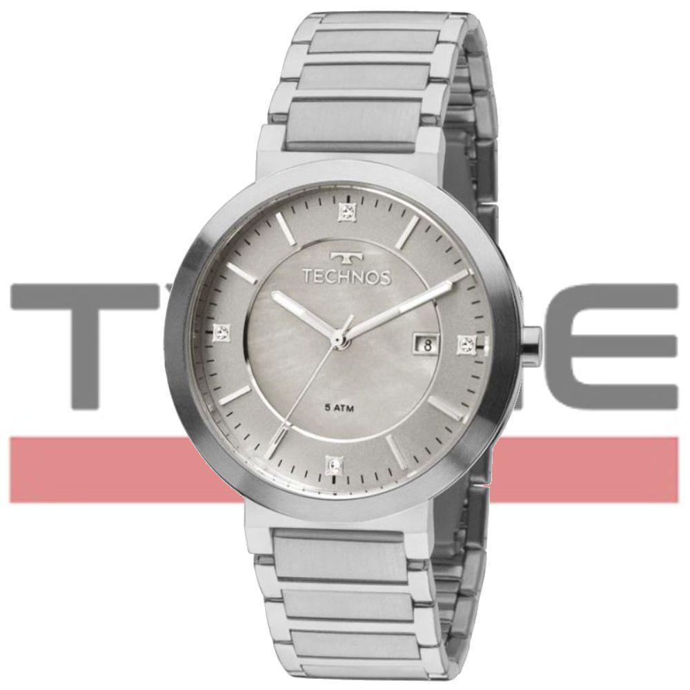 Relógio Technos Unissex St Moritz 2115KTK/1C