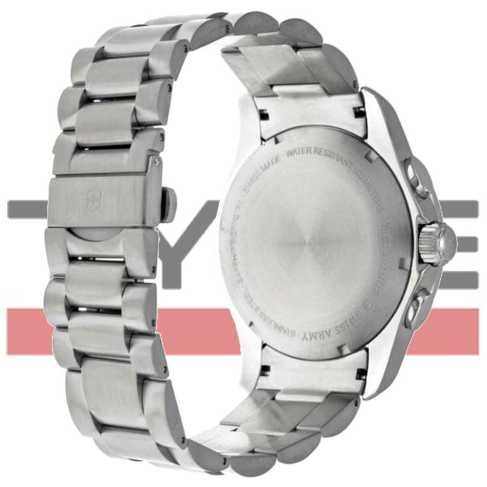 Relógio Victorinox Swiss Army Masculino Chrono Classic XLS 241654