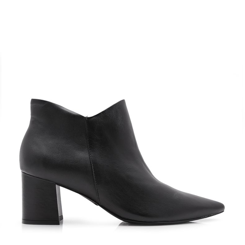 ANKLE BOOT SALTO MEDIO BLOCO