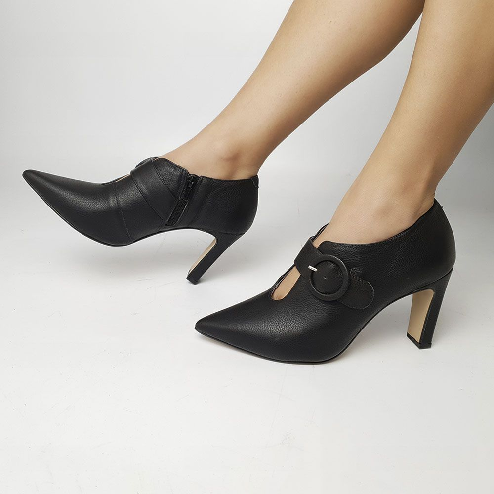 BOTA ANKLE BOOT CONCEPT COURO
