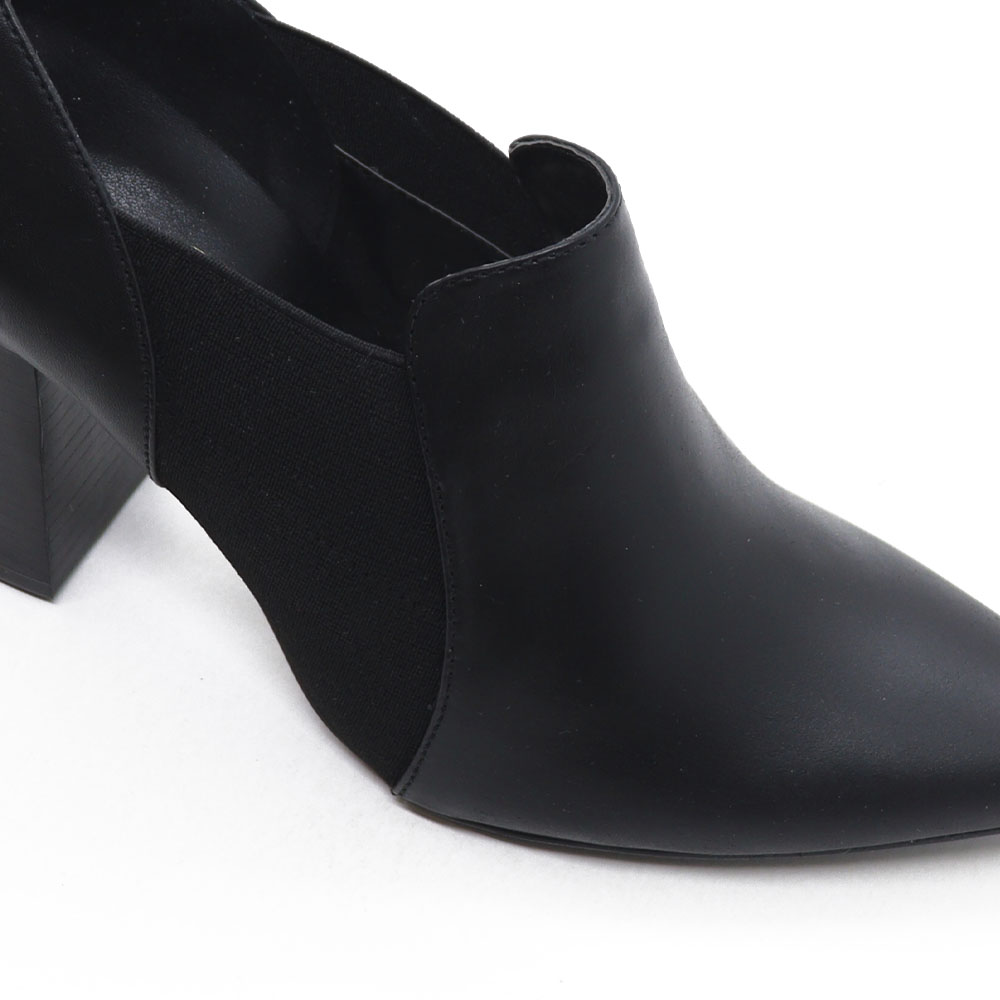 BOTA ANKLE BOOT COURO