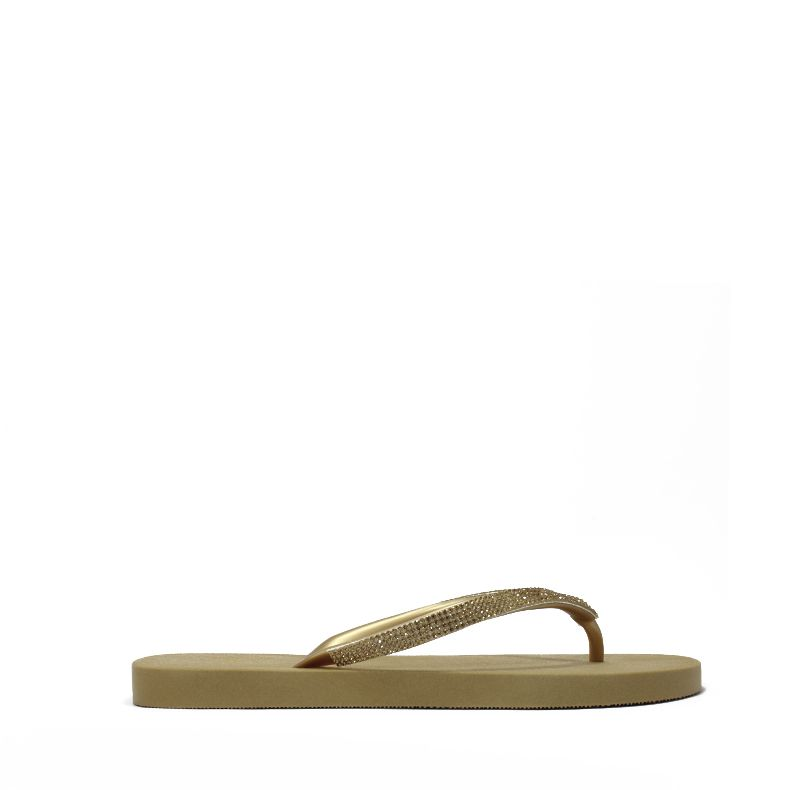 CHINELO COLOR SOLA NATURAL STRASS