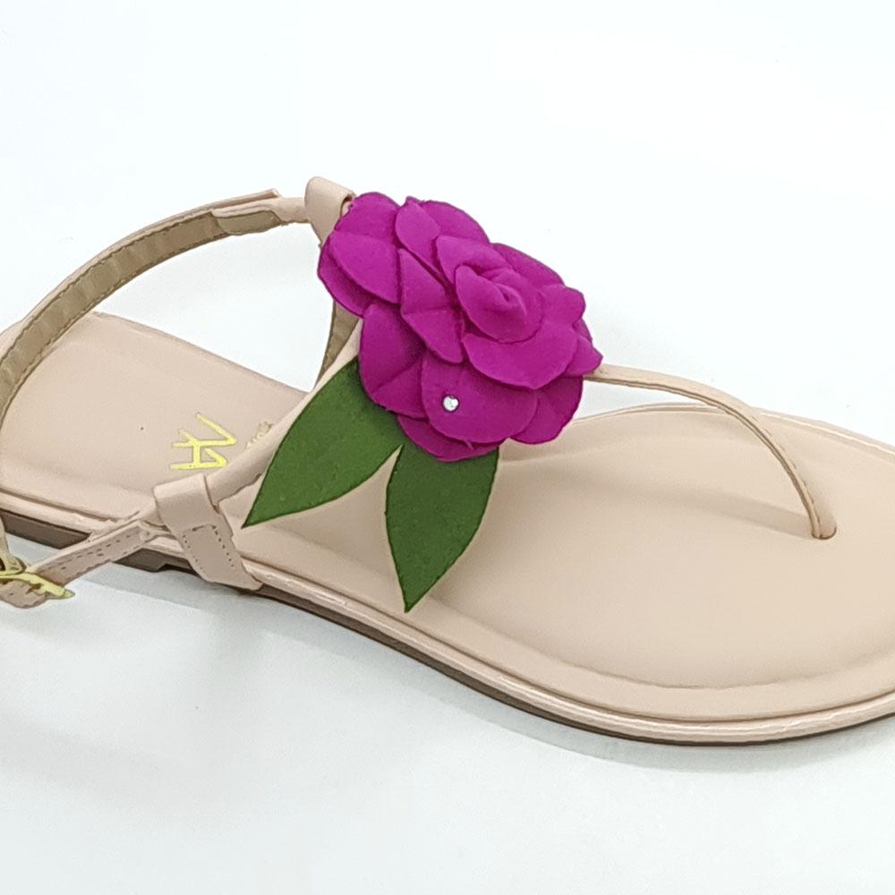 RASTEIRA SANDALIA FLOWER