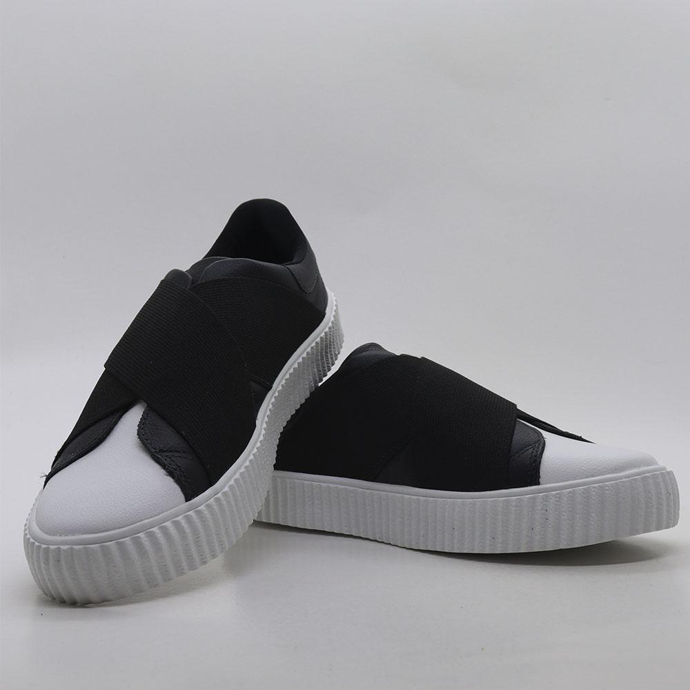 TENIS FLAT BLACK