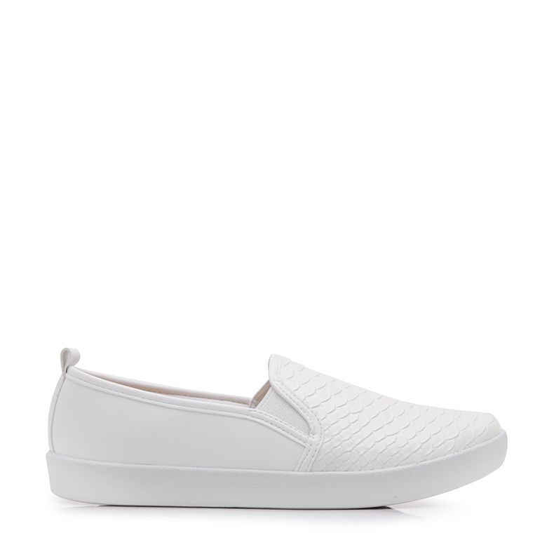TÊNIS SLIP ON CROCO