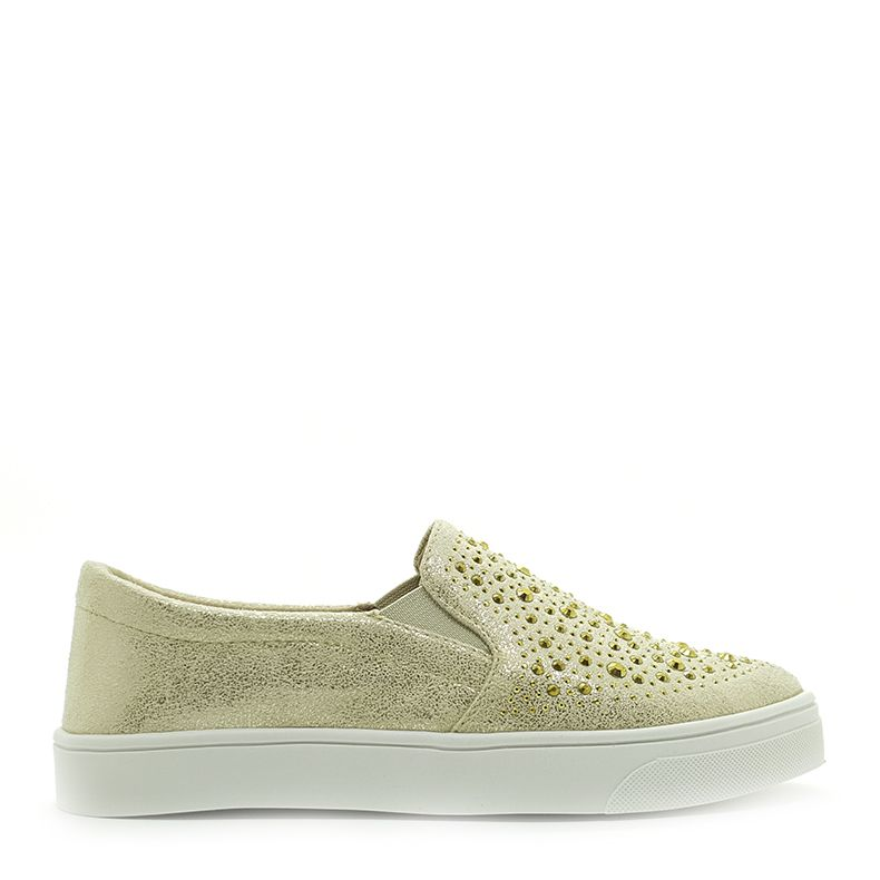 TENIS SLIP ON HOT FIX