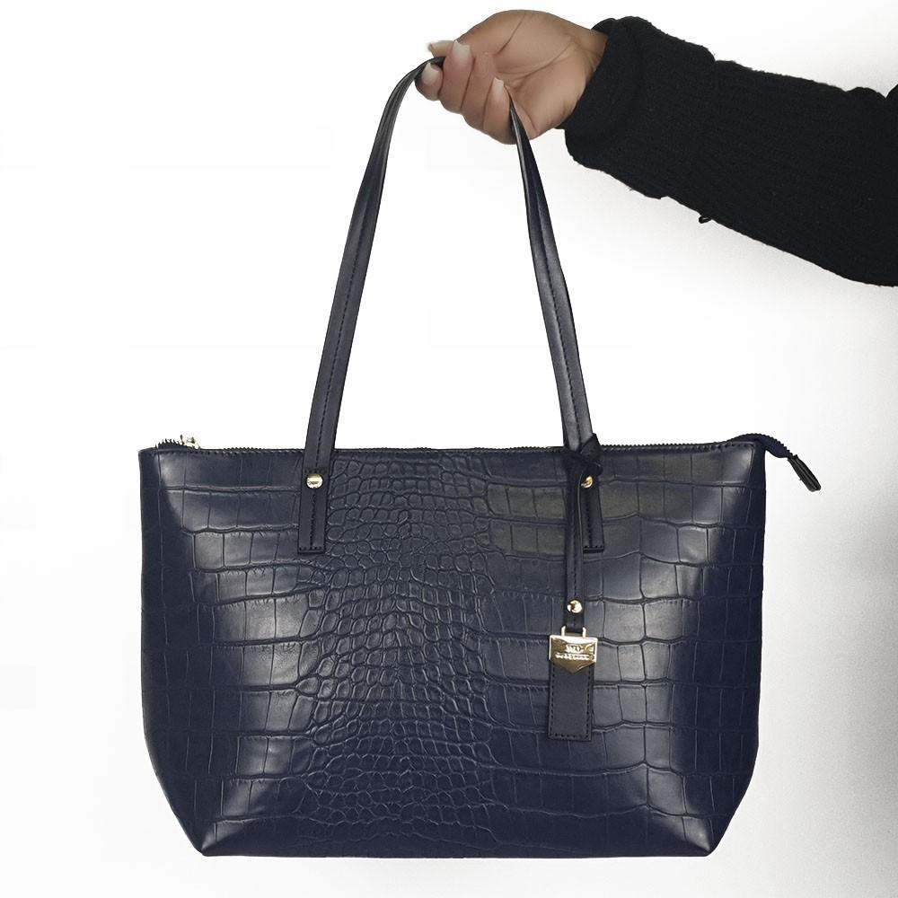 BOLSA DE OMBRO SHOPPING BAG