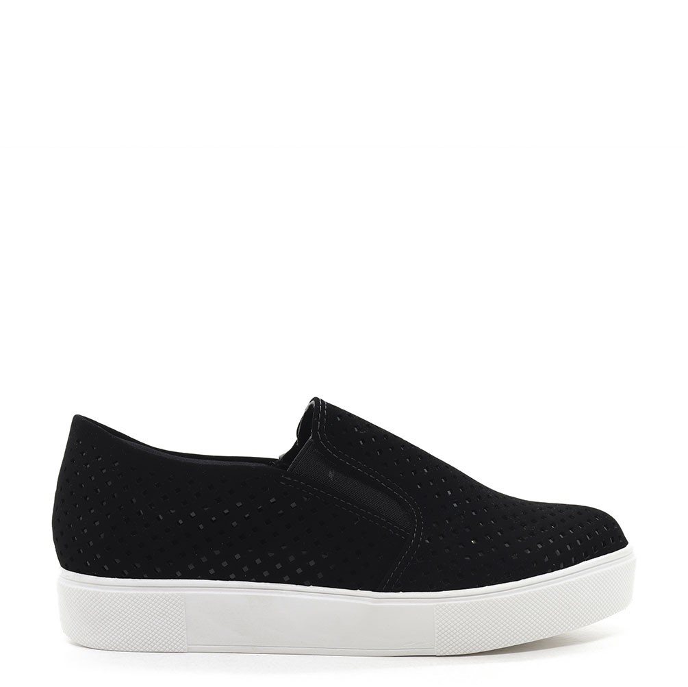 TENIS SLIP ON RECORTES