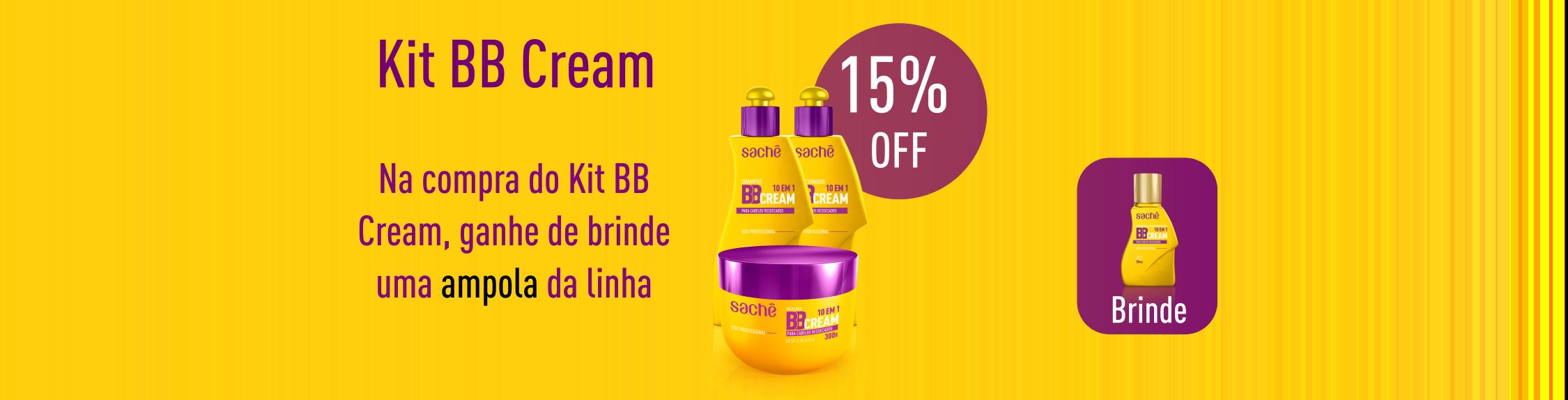 Promoção BB Cream