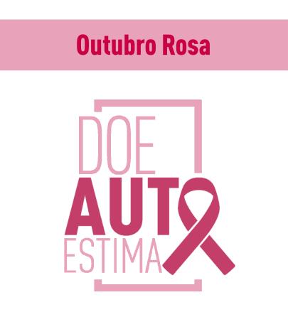 Promoções - Outubro Rosa