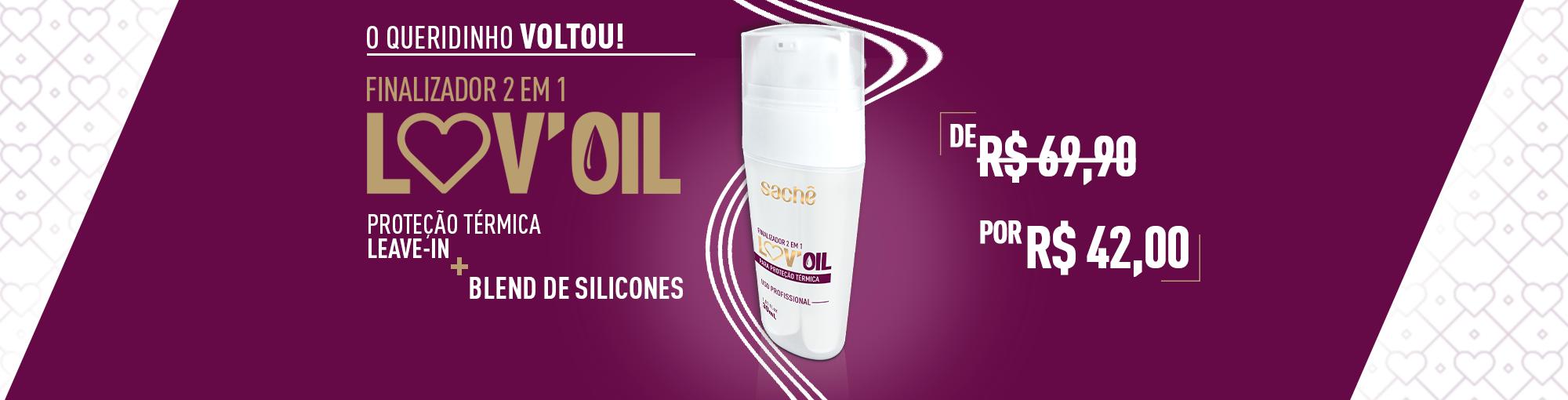 Promoção Lov Oil