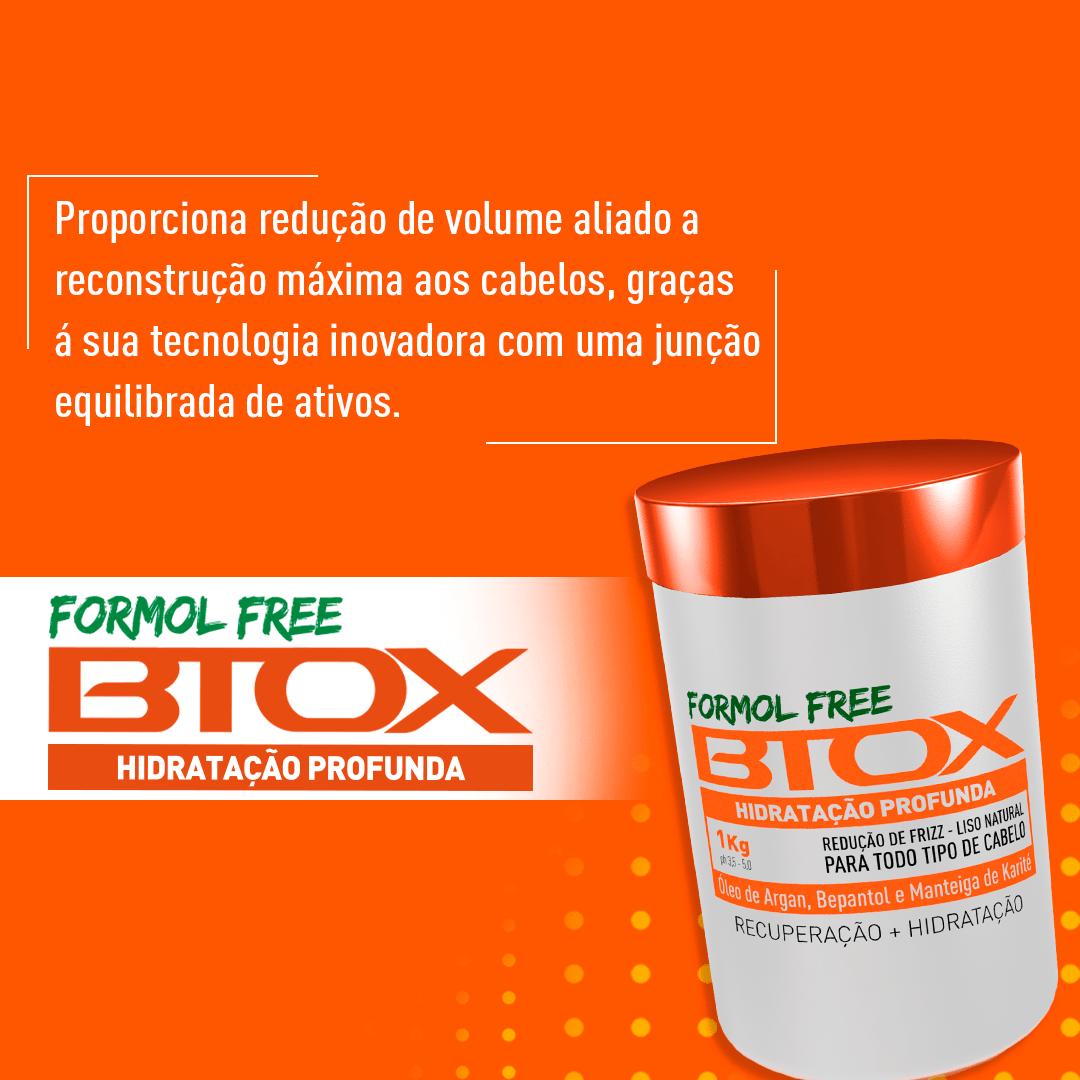 Bottox Formol Free 1Kg