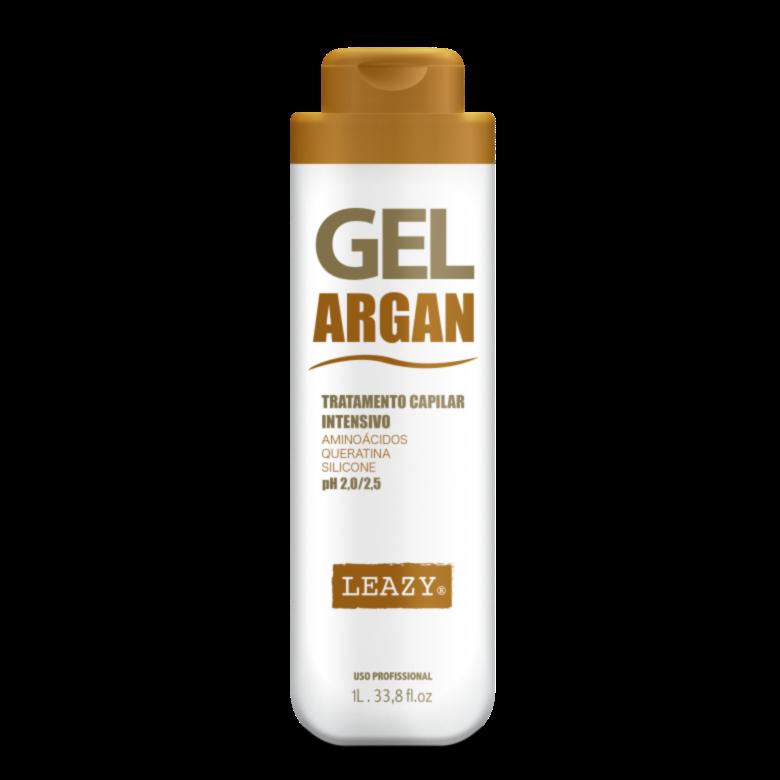Gel Tratamento Intensivo Argan 1L - Leazy