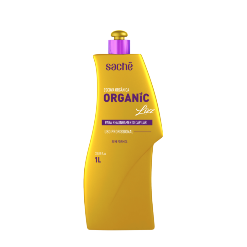 Escova Organic Lizz 1L