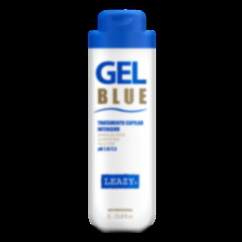 Gel Tratamento Intensivo Blue 1L - Leazy