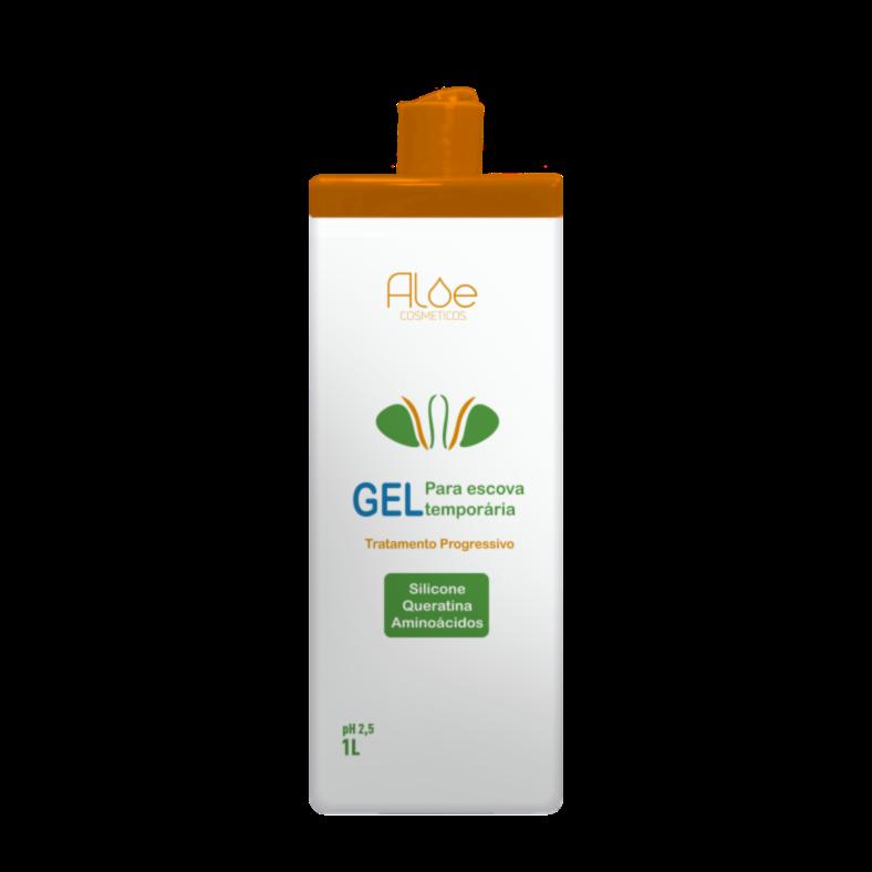 Gel Tratamento Progressivo Aloe Cosméticos 1L