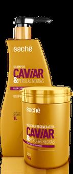 Kit Caviar & Pérolas Negras 1Kg