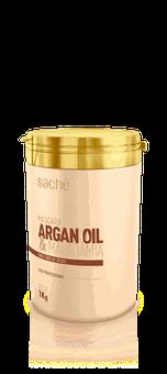 Máscara Argan Oil & Macadâmia 1Kg