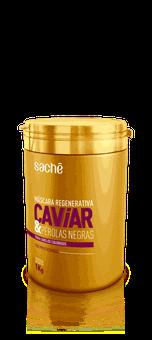 Máscara Caviar & Pérolas Negras 1Kg