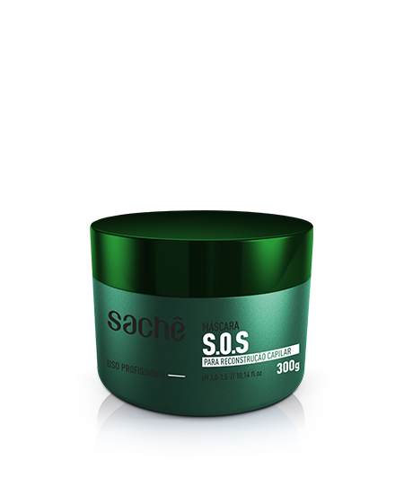 Máscara Recondicionadora Hidratante S.O.S 300g