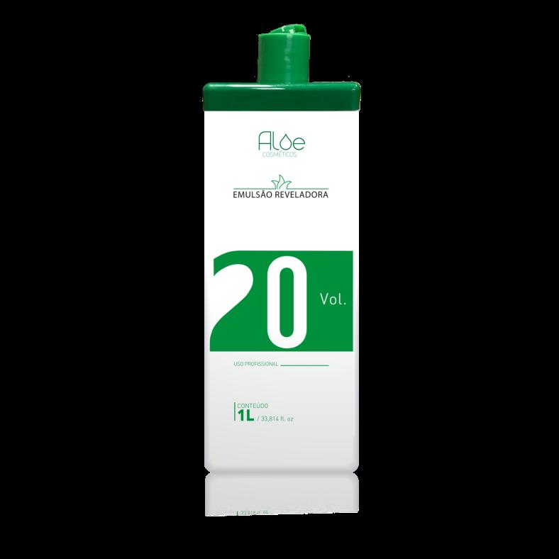 OX 20 Aloe Cosméticos 1L