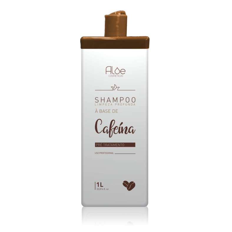 Shampoo Cafeína 1L