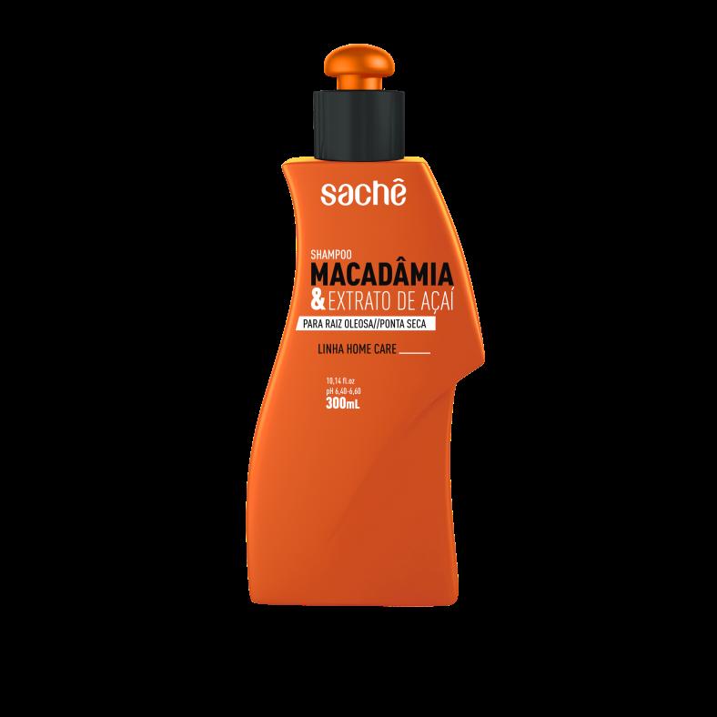 Shampoo Macadâmia & Açaí 300ml