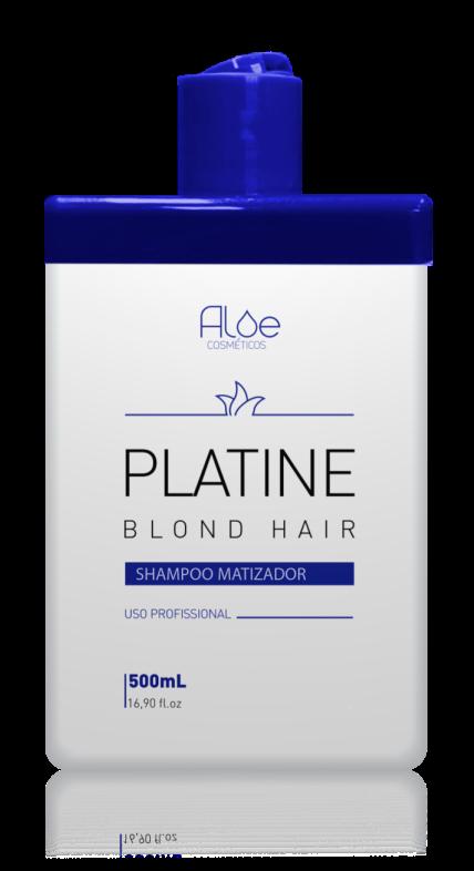Shampoo Matizador Platine Blond 500ml