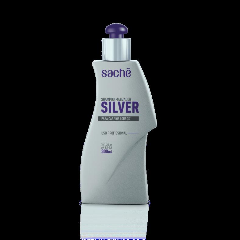 Shampoo Matizador Silver 300ml