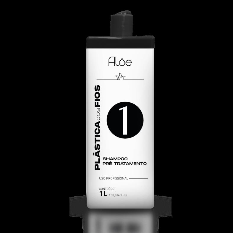 Shampoo Pré Tratamento Plástica dos Fios 1L