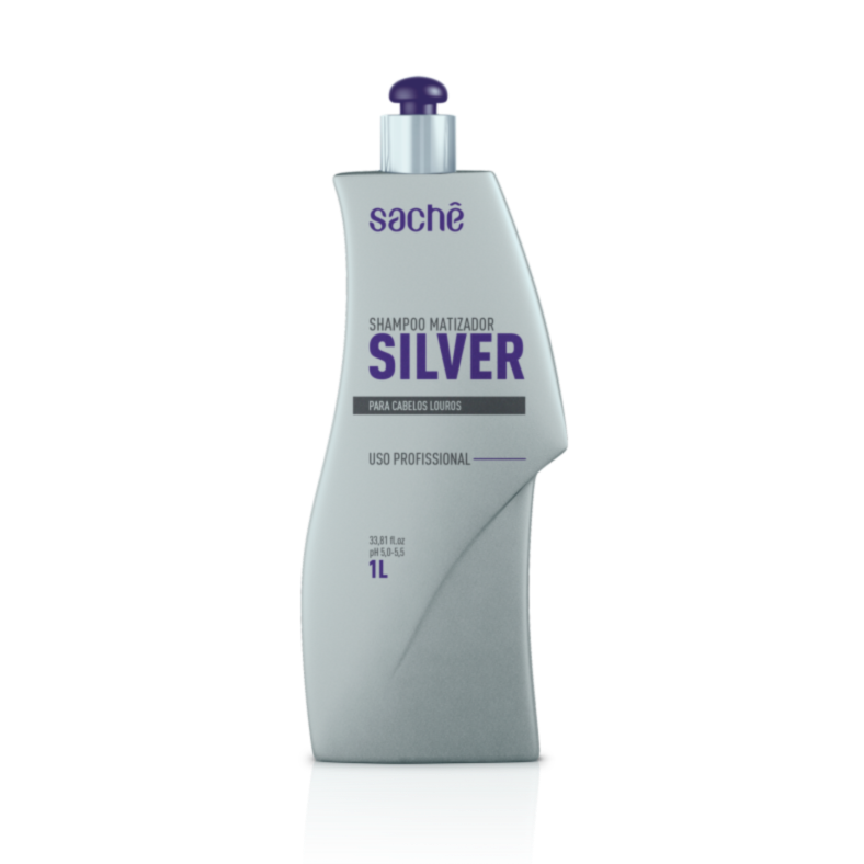Shampoo Silver 1L