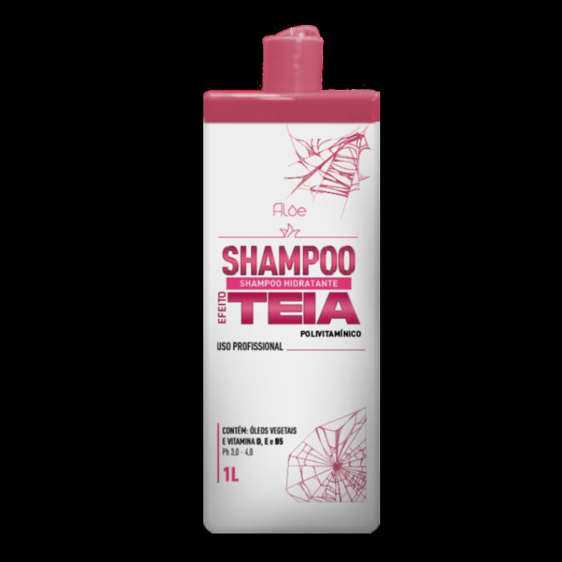 Shampoo Teia 1L - Aloe Cosméticos