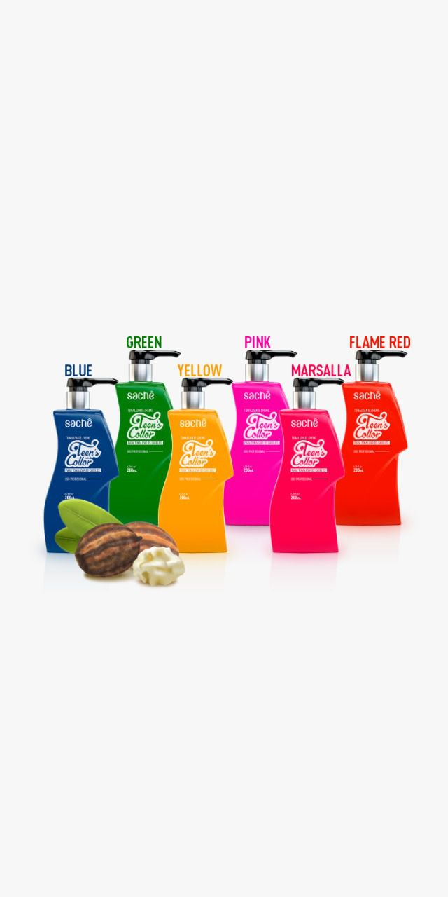 Teens Collor 200ml