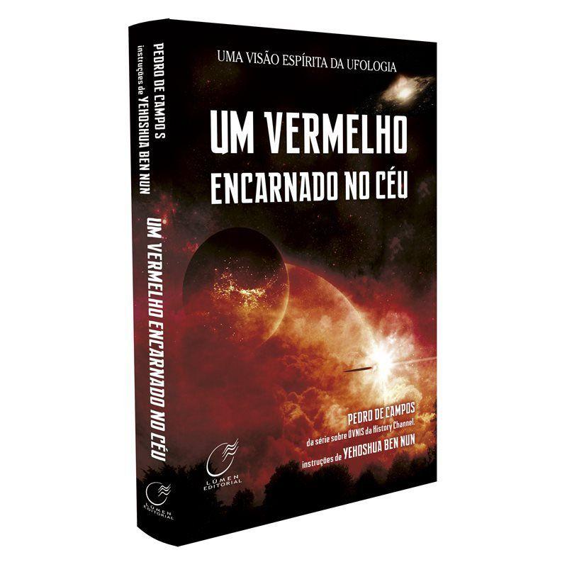 Um Vermelho Encarnado no Céu - Nova Edição