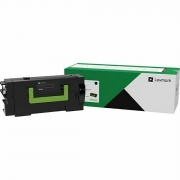 Cartucho de Toner Lexmark 58DBH00 Preto - 15.000 Pgs MS821 MS823 MS826