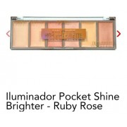 Iluminador Pocket Shine Brighter Hb7510