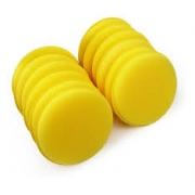 Aplicador de Espuma amarelo p/ Enceramento - DETAIL PADS