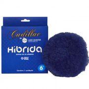 Boina de Lã Hibrida Azul Cadillac Lake Country 6''