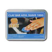 Clay Bar Azul Suave - 160gr - Kers