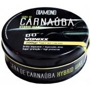 DIAMOND CERA DE CARNAÚBA HYBRID WAX - 200g - VONIXX