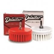 Escova Drill para Limpeza de Estofados - M14 com adaptador de Furadeira - Mandala/Detailer