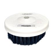 Escova para Limpeza de Estofados - Uso Em Politriz M14 - 120mm -Soft Super Macia / Branca - COPETEC