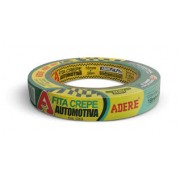 FITA CREPE AUTOMOTIVA VERDE 24MMX50MM ADERE