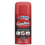 Grafite Spray Lubrificante 120ml - Centralsul
