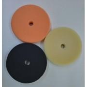 """Kit  Boinas de Espuma Corte, Refino e Lustro - 5"""" DETAIL PADS"""