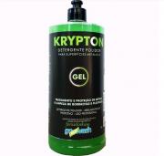 Krypton Detergente Polidor de Metais Gel - Pronto para Uso - Go Eco Wash