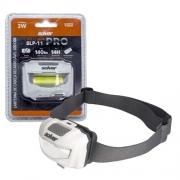 Lanterna de Cabeça Recarregável PRO SLP-11 - 3W - SOLVER