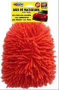 Luva de Microfibra - Vermelha - Central Sul