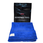 Microfiber Towel Blue - Toalha de Microfibra Azul - SBCB